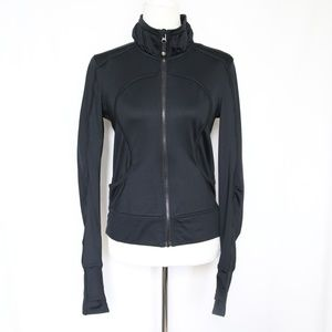 Lululemon Black Jacket  size 6